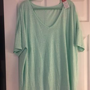 NWT Old Navy Mint Green Tunic